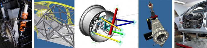Motorsport engineers in Northamptonshire